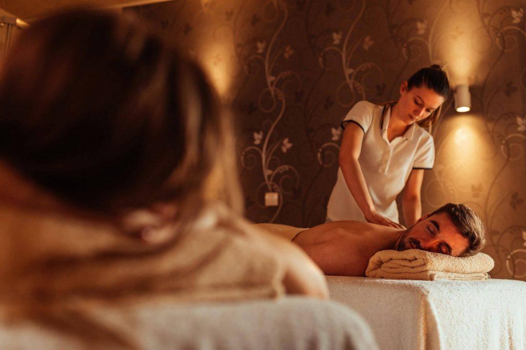 Massage-Session